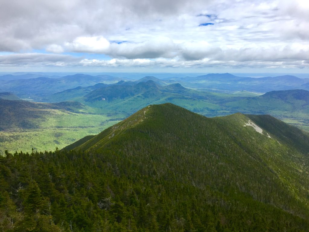 Signal Ridge from Mount Carrigain Summit