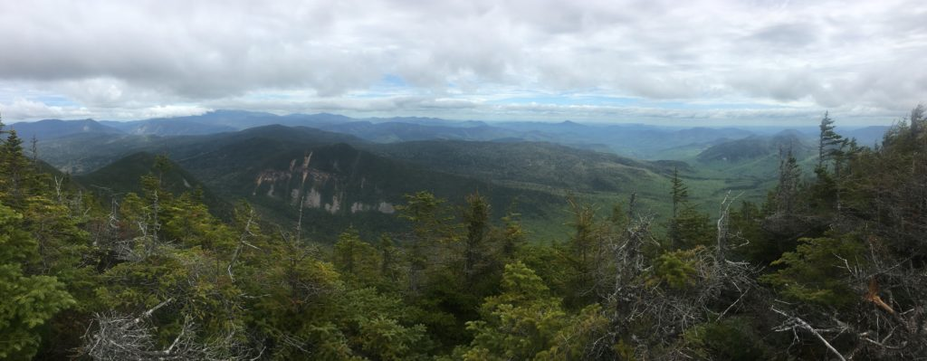 Panoramic Mount Carrigain, NH