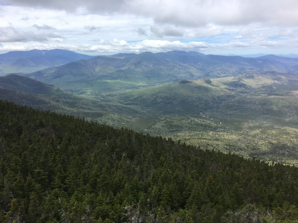 Mount Carrigain views