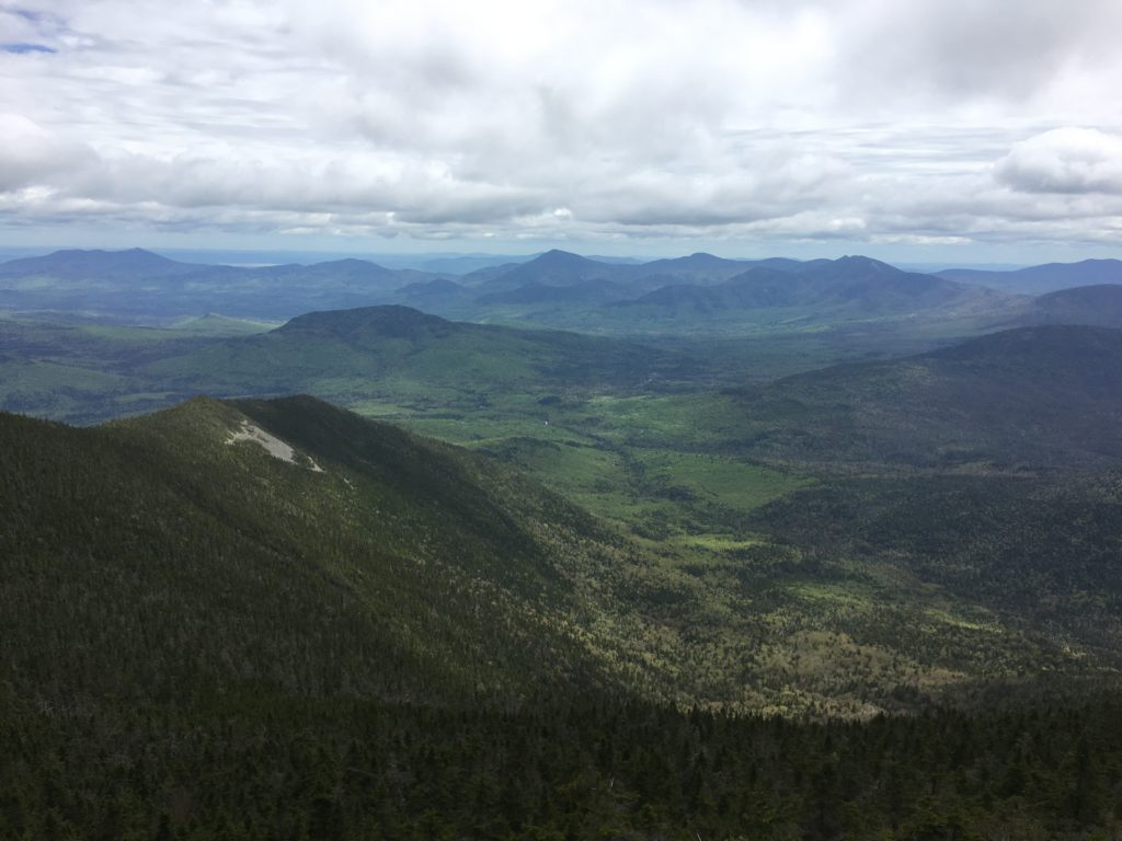 Southeast views from Carrigain