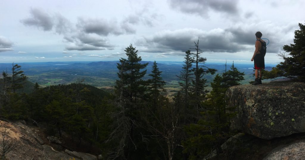 Mount Whiteface Rock Scramble