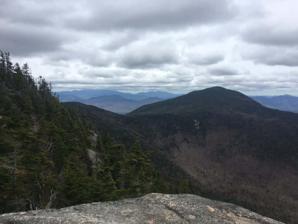 View of Mount Passaconaway from Whiteface