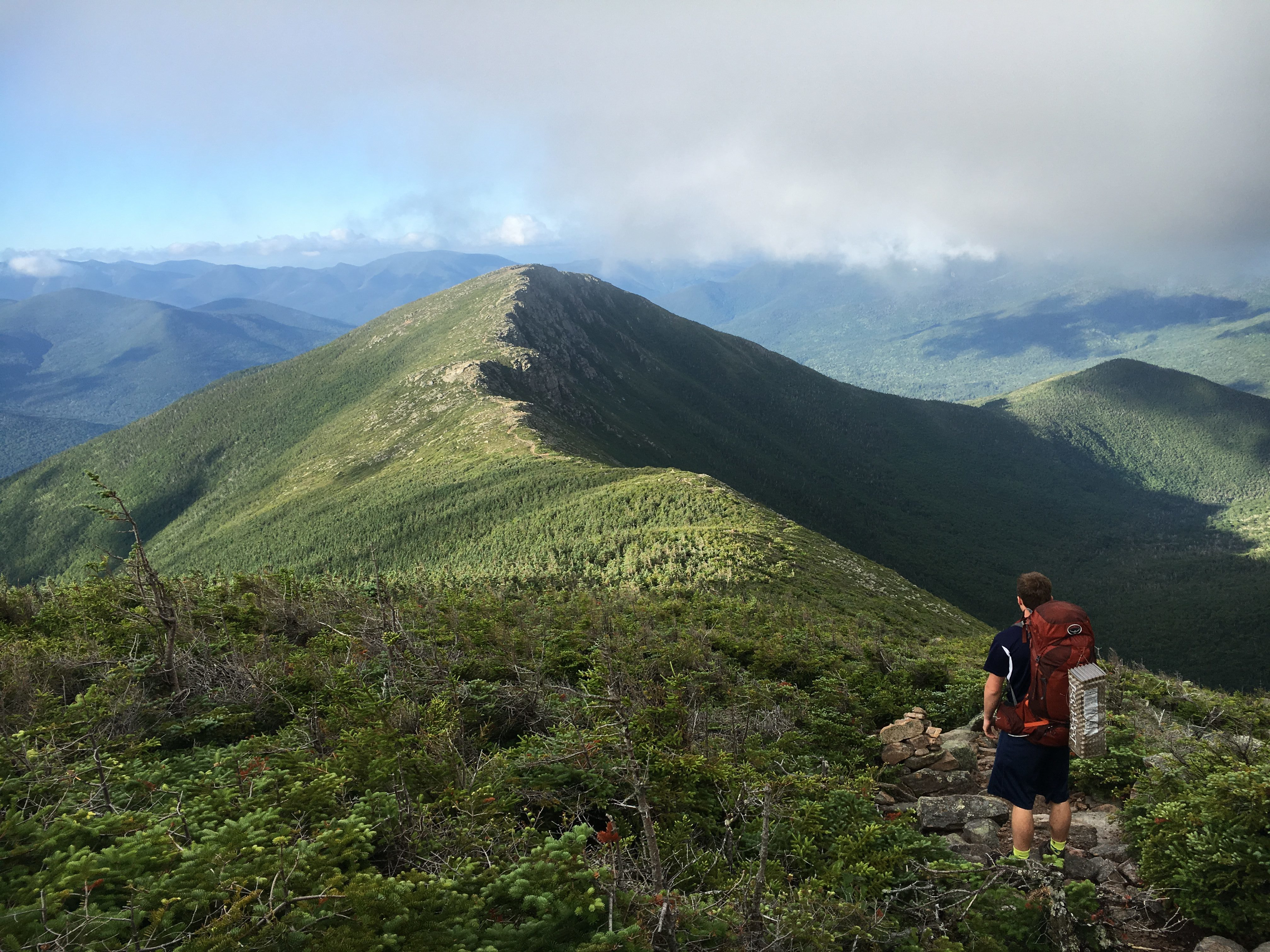 Bondcliff | Hiking Guide To NH's Best Viewpoint | Maps, Trails, Pics & More