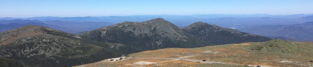 Presidentials and Cog from Summit