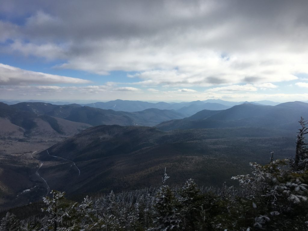 Mount Willey Views
