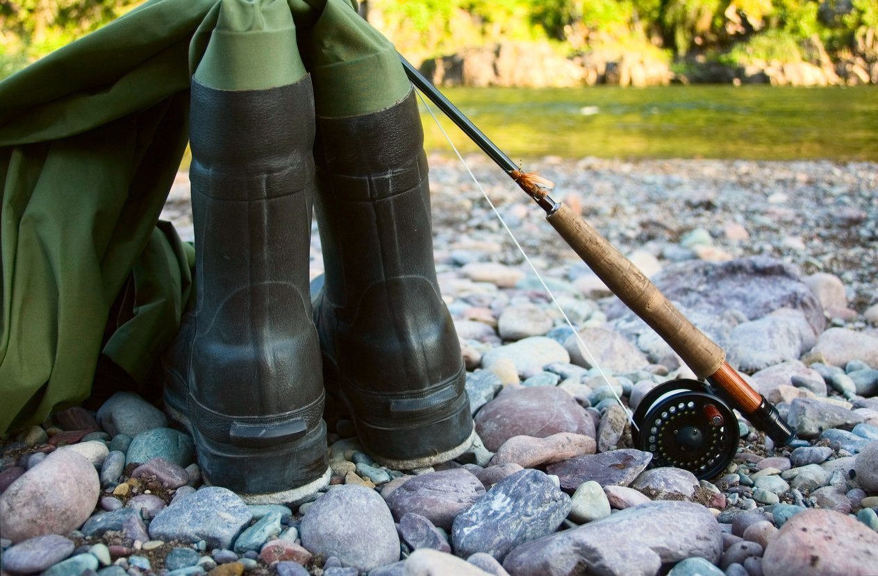 How to Choose the Best Waders for Fishing – And Tips for Using Them