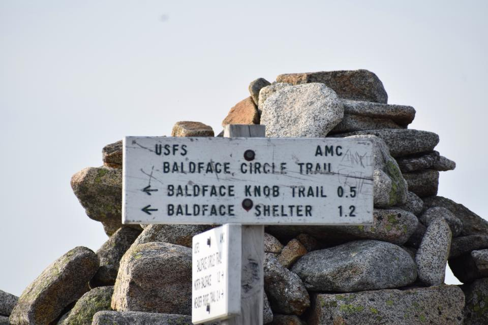 North Baldface and South Baldface Trail Guide