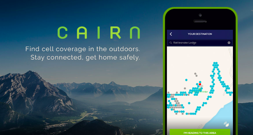 Cairn Hiking App
