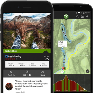 Hiking Project App