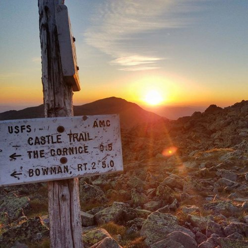 Mount Jefferson Trail Guide