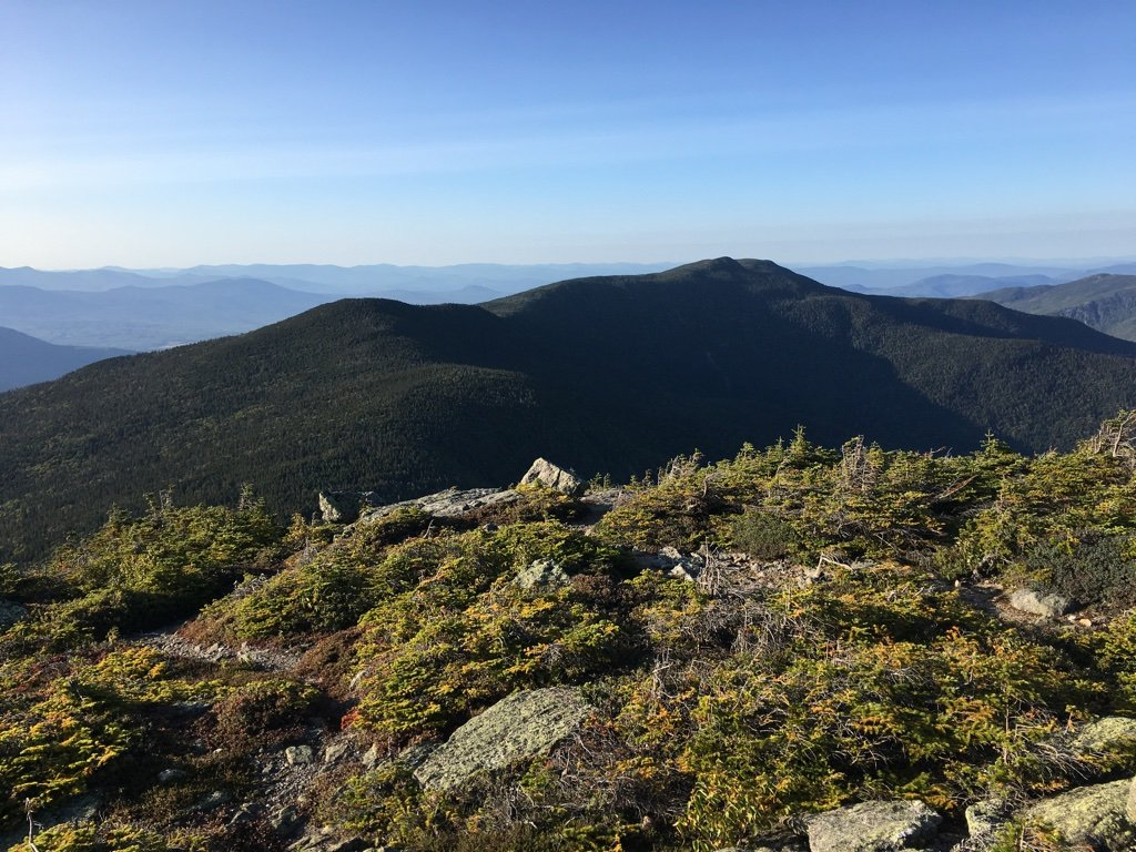 Middle Carter Mountain Hiking Trail Guide: Map, Trail Descriptions, Pictures & More
