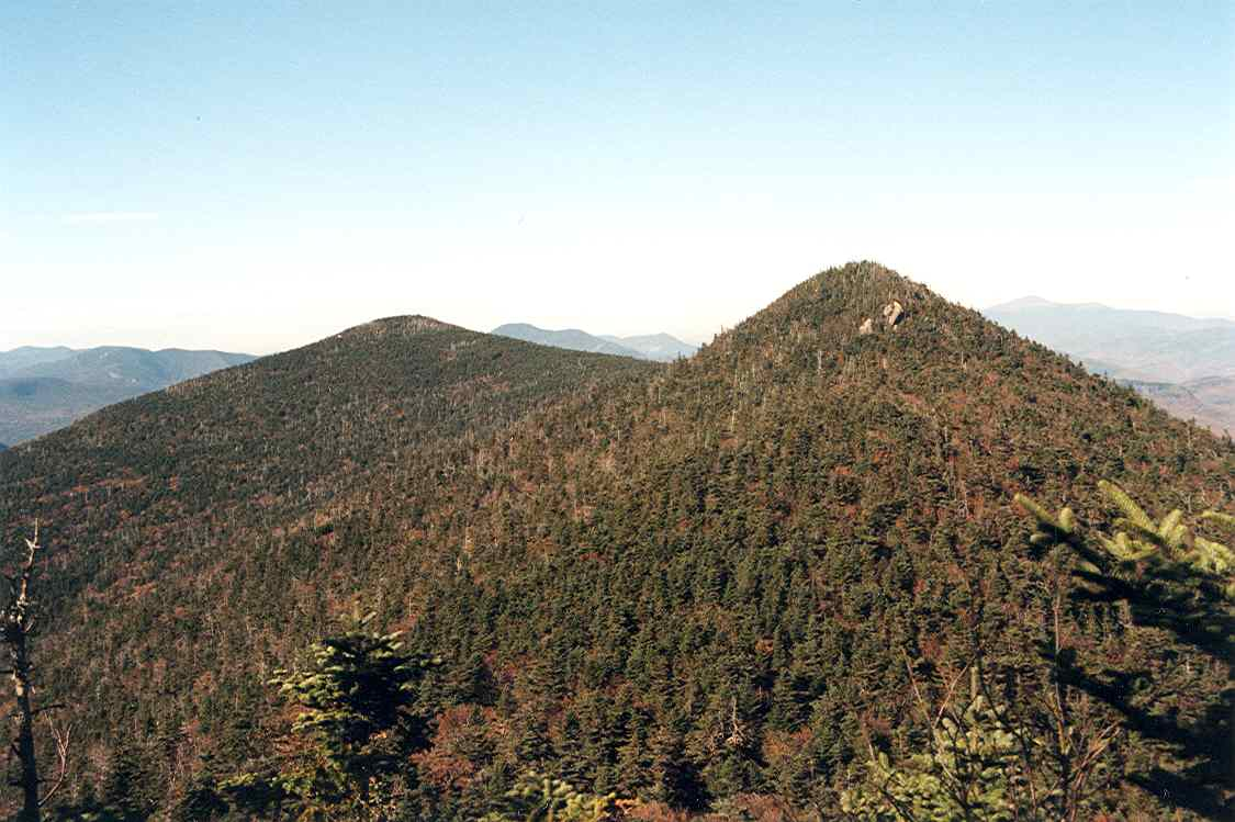 Middle Tripyramid Mountain Hiking Trail Guide: Map, Trail Descriptions, Pictures & More