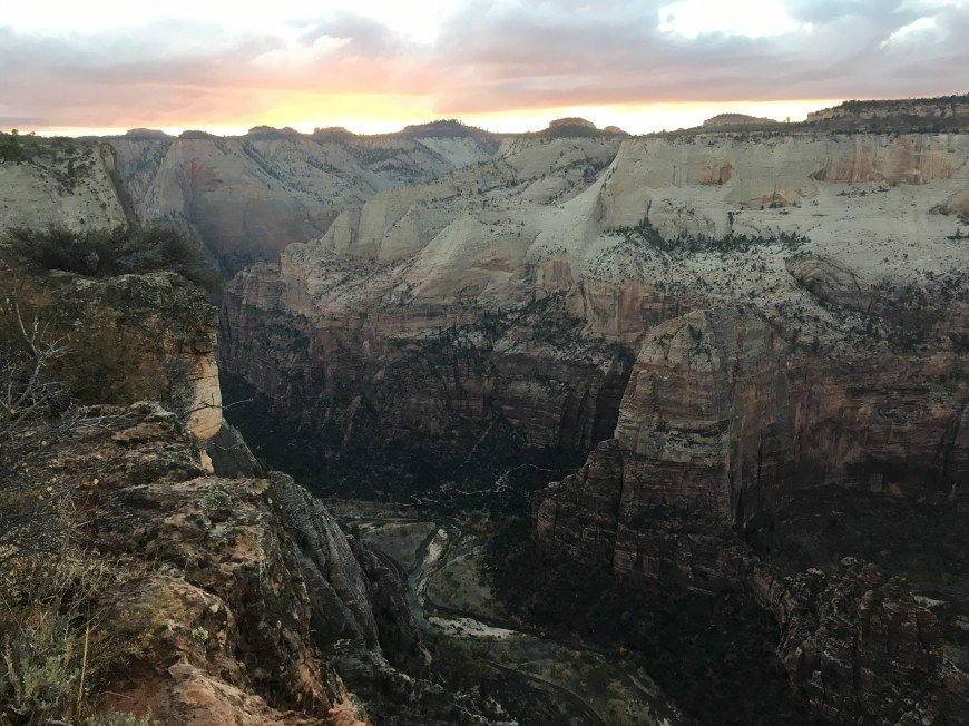 Cable Mountain - Zion National Park