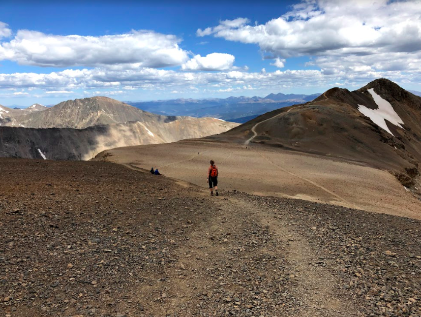 Hiking Mount Lincoln – Colorado's 8th Highest Peak