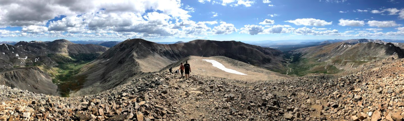 Hiking The Decalibron – One of Colorado's Best 14er Loop Hikes