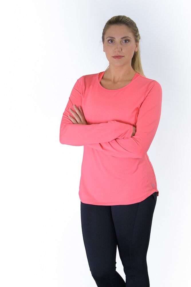 Cerinic Wicking Shirt - Coral Canyon Arms Crossed