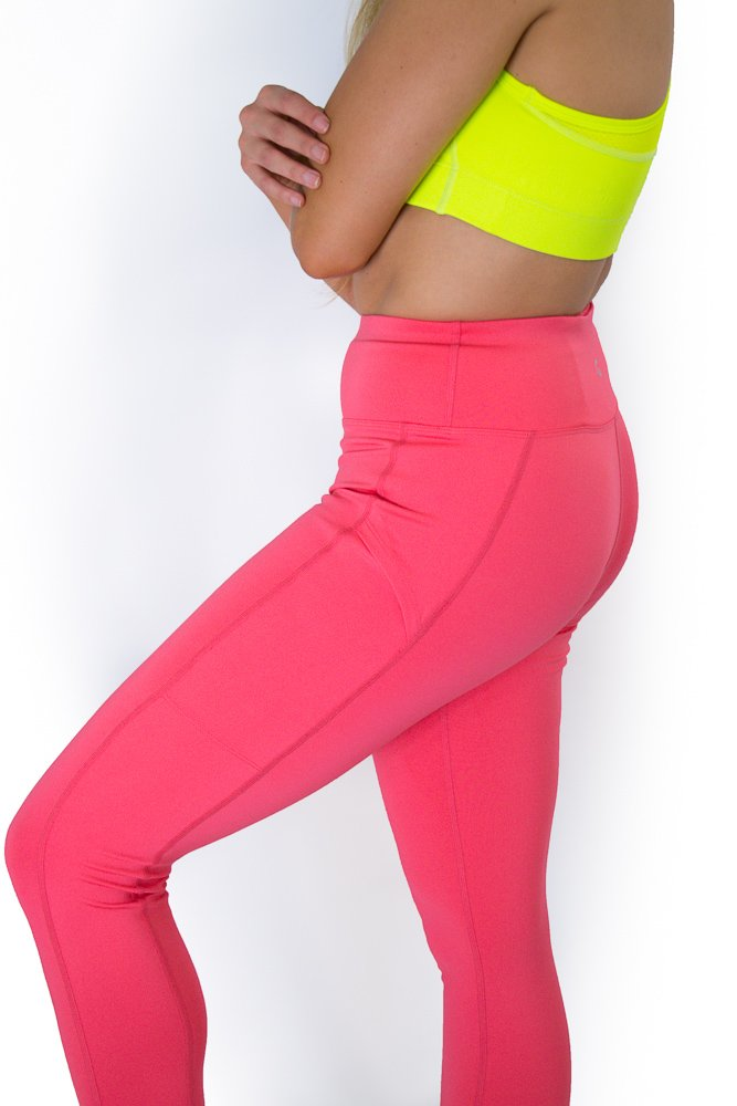 Adventurer Leggings Coral Canyon Side View