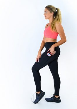 Adventurer Leggings Black