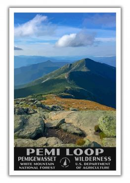 Pemi Loop day time (12 x 18)