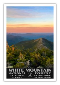 White Mountain National Forest Poster