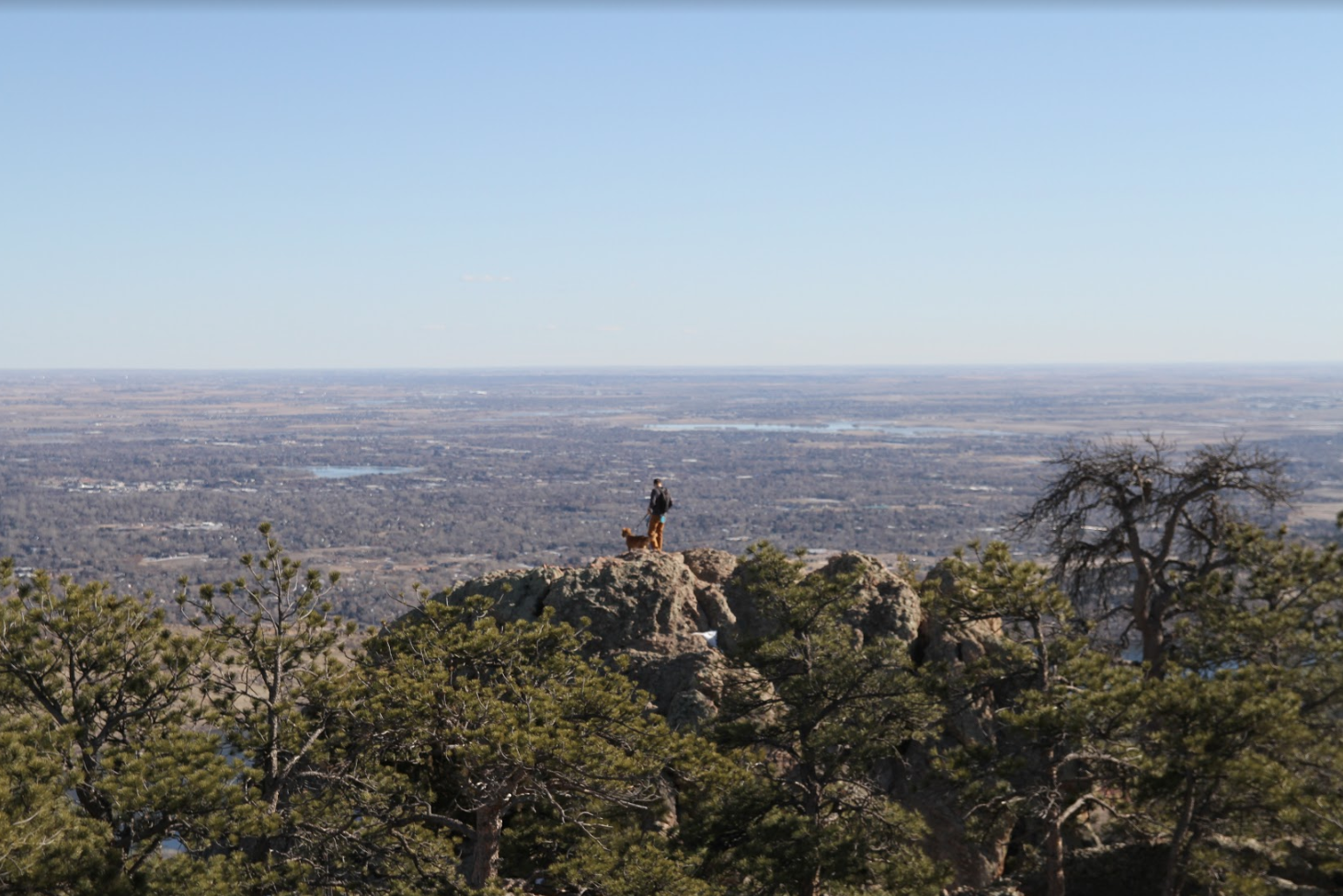 Hiking Arthur's Rock – A Quick And Beautiful Fort Collins Hike