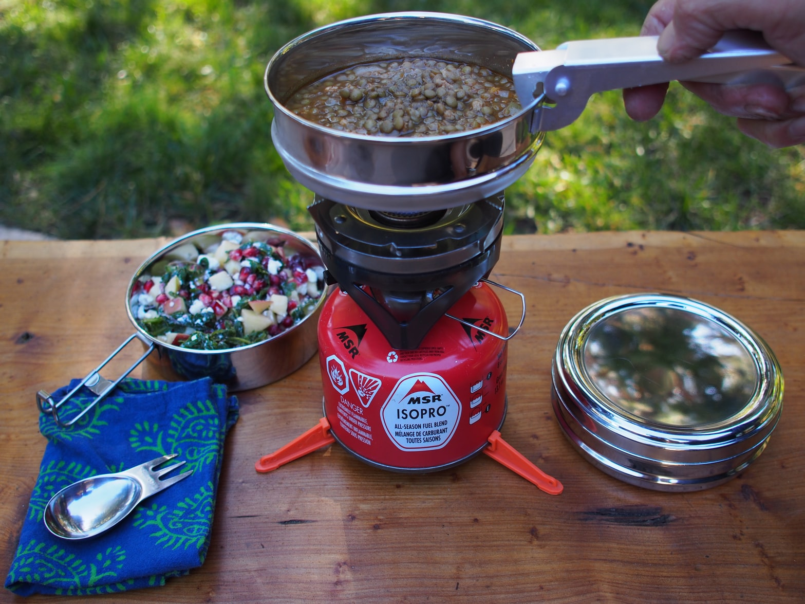 The Ultimate Guide To Healthy Backpacking Food (Inexpensive, Lightweight, & Tasty Choices)