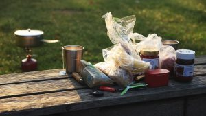 Backpacking Dinners