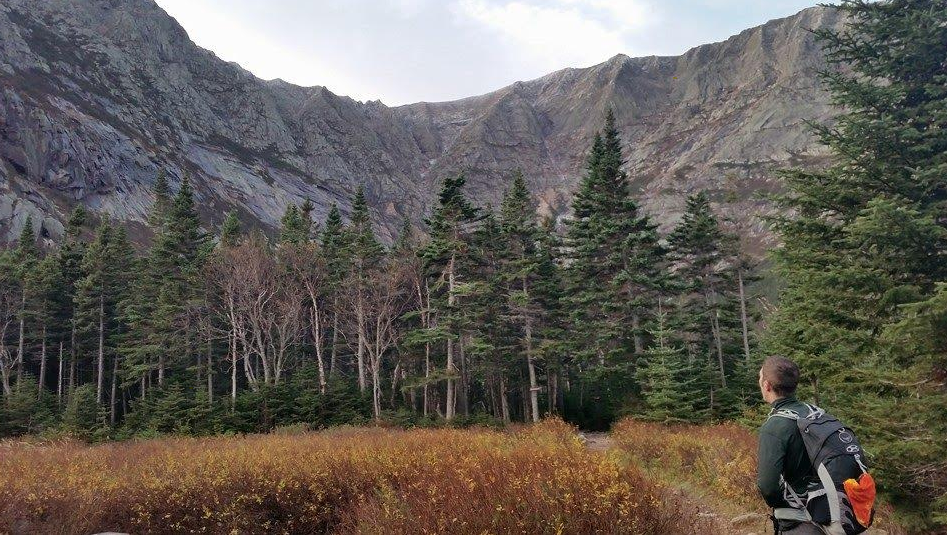 Chimney Pond Trail