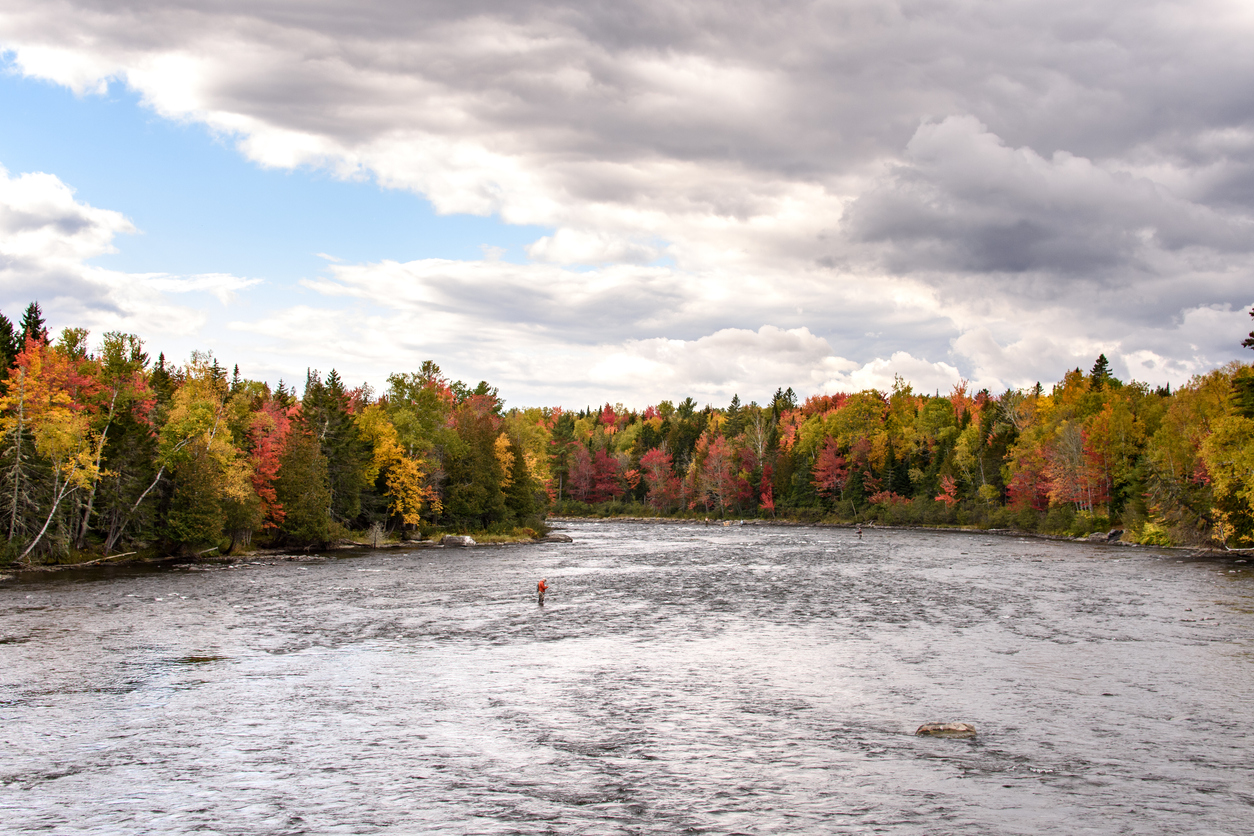 Maine Fly Fishing - The Guide To Fishing The Best Rivers & Lakes