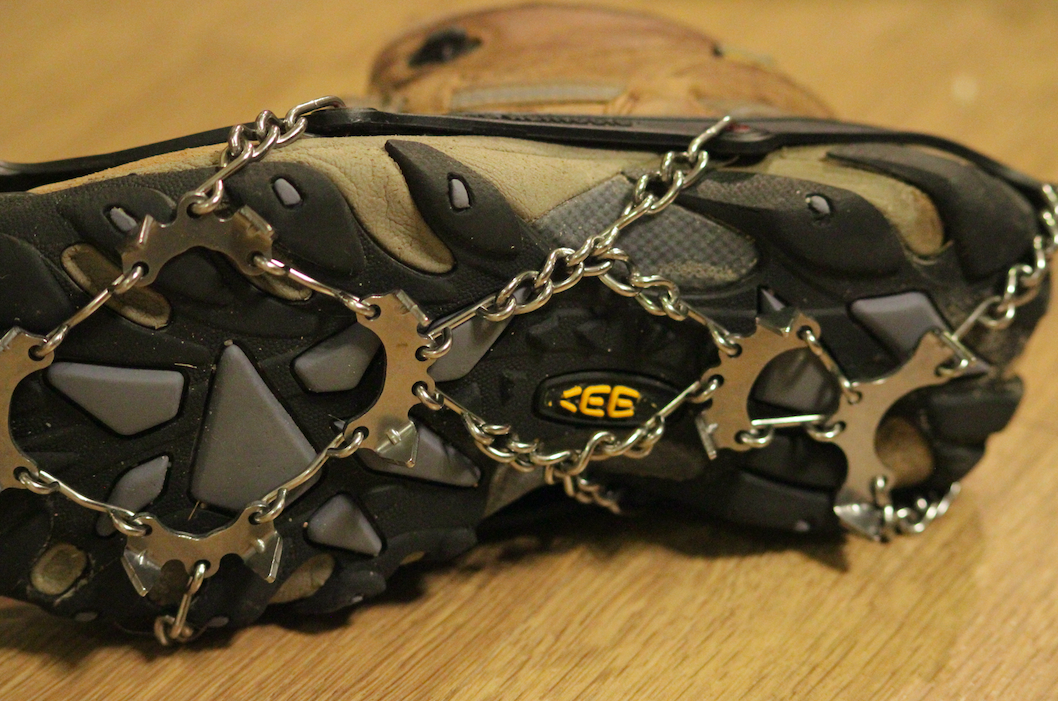 Kahtoola Microspikes Review - Durability & Traction Testing.