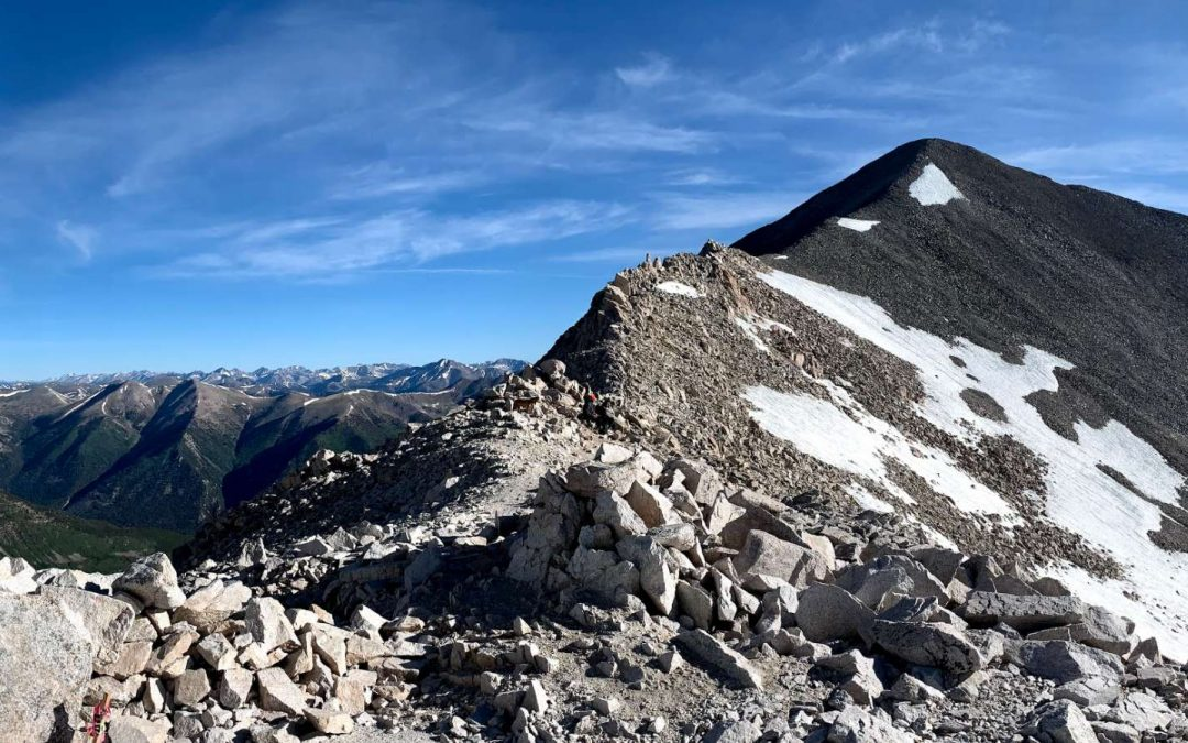 Hiking Mount Antero – Sawatch Range, Colorado