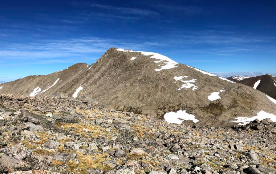 Hiking Tabeguache Peak – Sawatch Range, Colorado