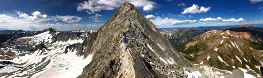Hiking Capitol Peak – Elk Range, Colorado