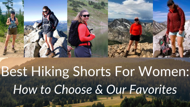Best Women's Hiking Shorts