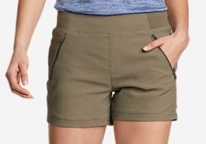 Guide Pro Flex Eddie Bauer women's shorts website