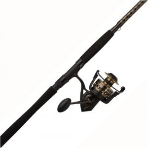 Penn Battle II Battle III Spinning Reel