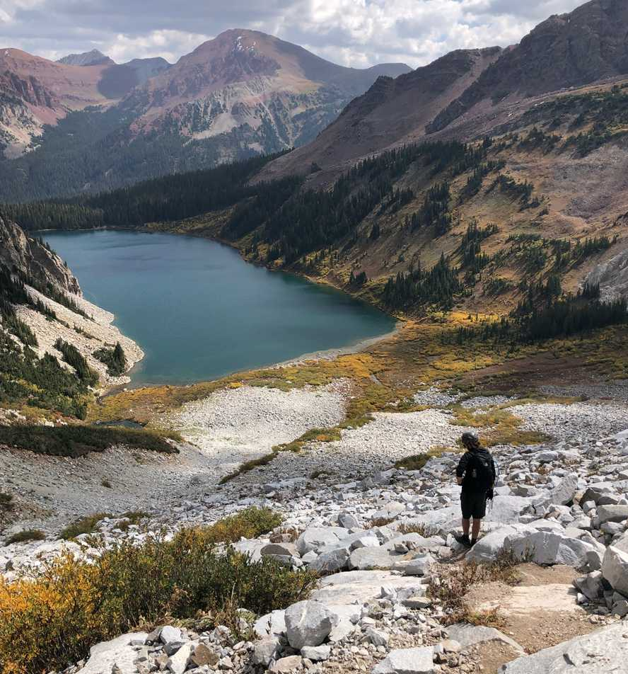 Day Hike With The Granite Gear Dagger Day Pack