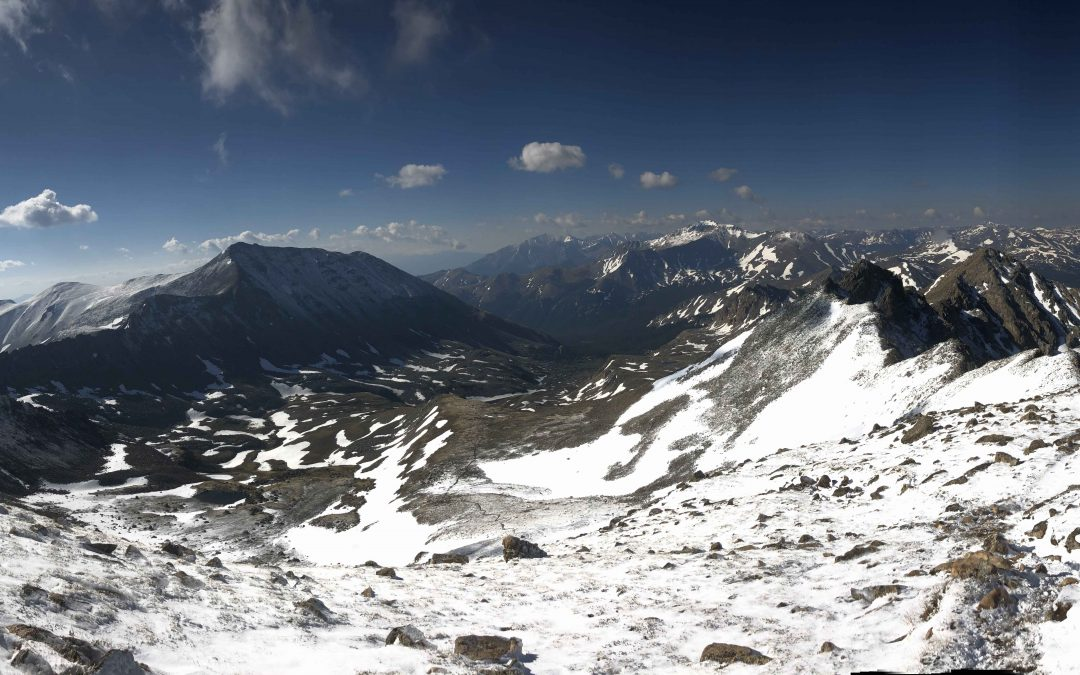 Hiking Mount Harvard – Collegiate Peaks – Sawatch Range, Colorado