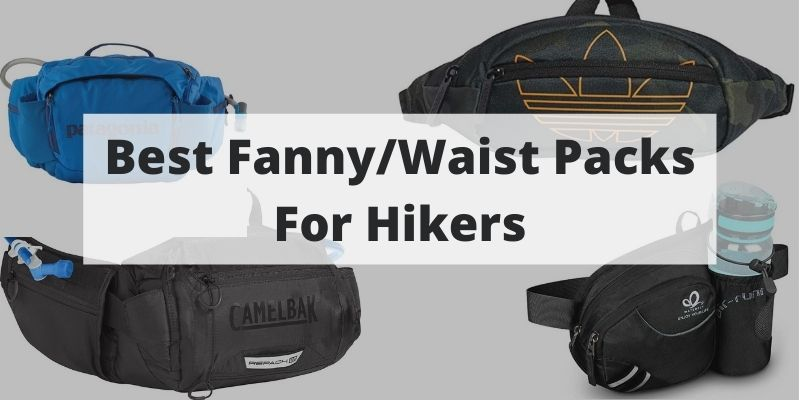 Best Hiking Waist / Fanny Packs and How to Choose One