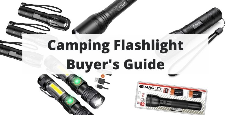 Best Flashlights For Camping [Plus Key Considerations When Choosing]