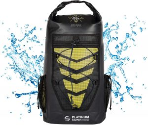 Platinum Sun 30L Waterproof Dry Bag Backpack