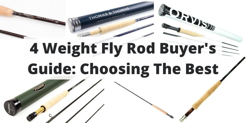 Your Guide to Choosing the Best 4 Weight Fly Rod