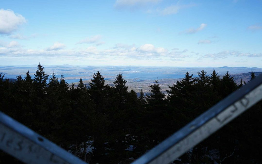 Hiking Belknap Mountain In Gilford NH – Trails, Map & Pictures