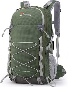 MOUNTAINTOP 40L Unisex Hiking:Camping Backpack