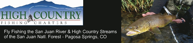 High Country Charters
