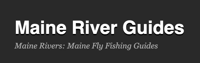 Maine River Guides