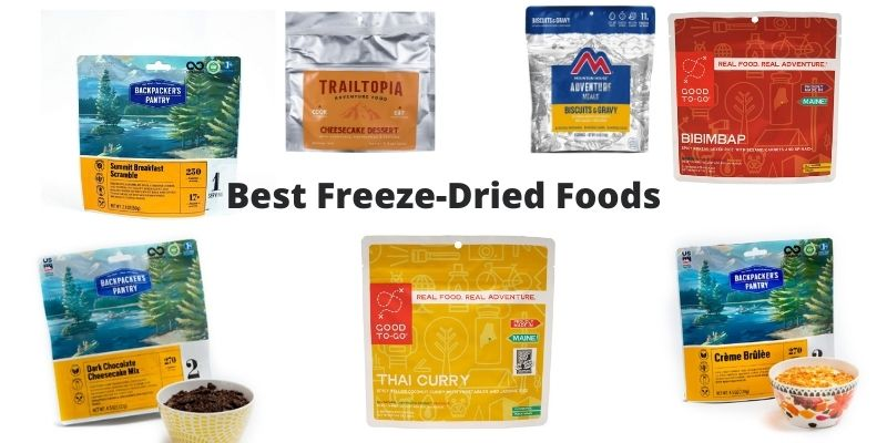Best Freeze-Dried Foods: Top Backpacking Brands, Meals & What To Look For
