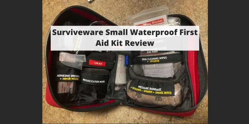 Surviveware First Aid Kit Review – Tested For Adventure