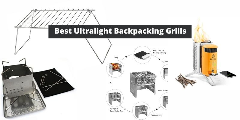 Best Ultralight Backpacking Grills: How to Pick Portable Grills