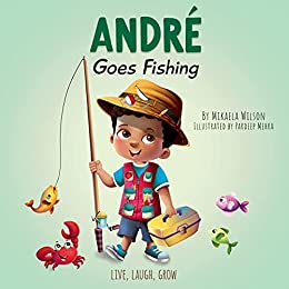 Andre Goes Fishing